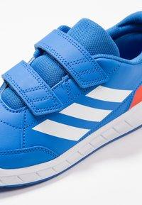 adidas Performance - ALTASPORT CF - Sportschoenen - tru blue/footwear white/active orange - 2