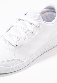 adidas Performance - ALTASPORT - Scarpe da fitness - footwear white/grey tow - 2