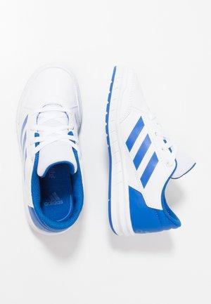 ALTASPORT - Zapatillas de entrenamiento - footwear white/blue