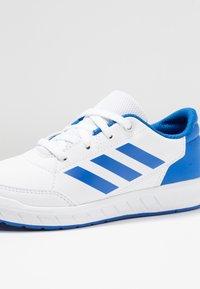 adidas Performance - ALTASPORT - Sports shoes - footwear white/blue - 2