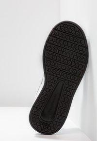 adidas Performance - ALTASPORT - Sportovní boty - footwear white/core black - 5