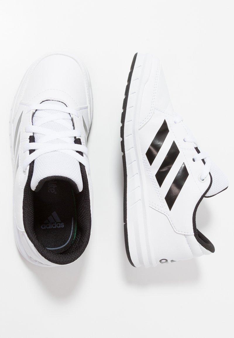 adidas Performance - ALTASPORT - Sportovní boty - footwear white/core black