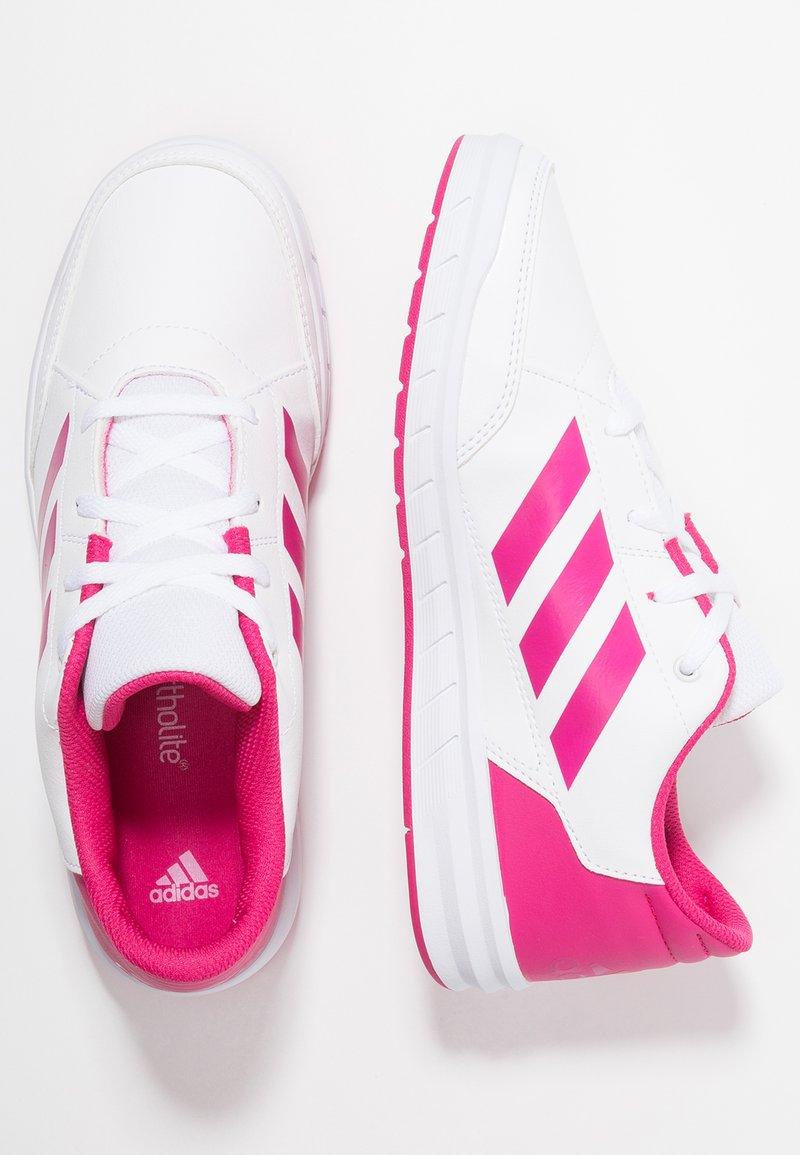 adidas Performance - ALTASPORT - Chaussures d'entraînement et de fitness - footwear white/real magenta