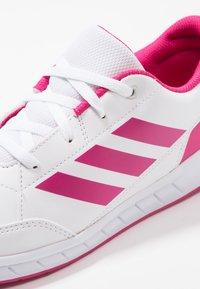 adidas Performance - ALTASPORT - Chaussures d'entraînement et de fitness - footwear white/real magenta - 2