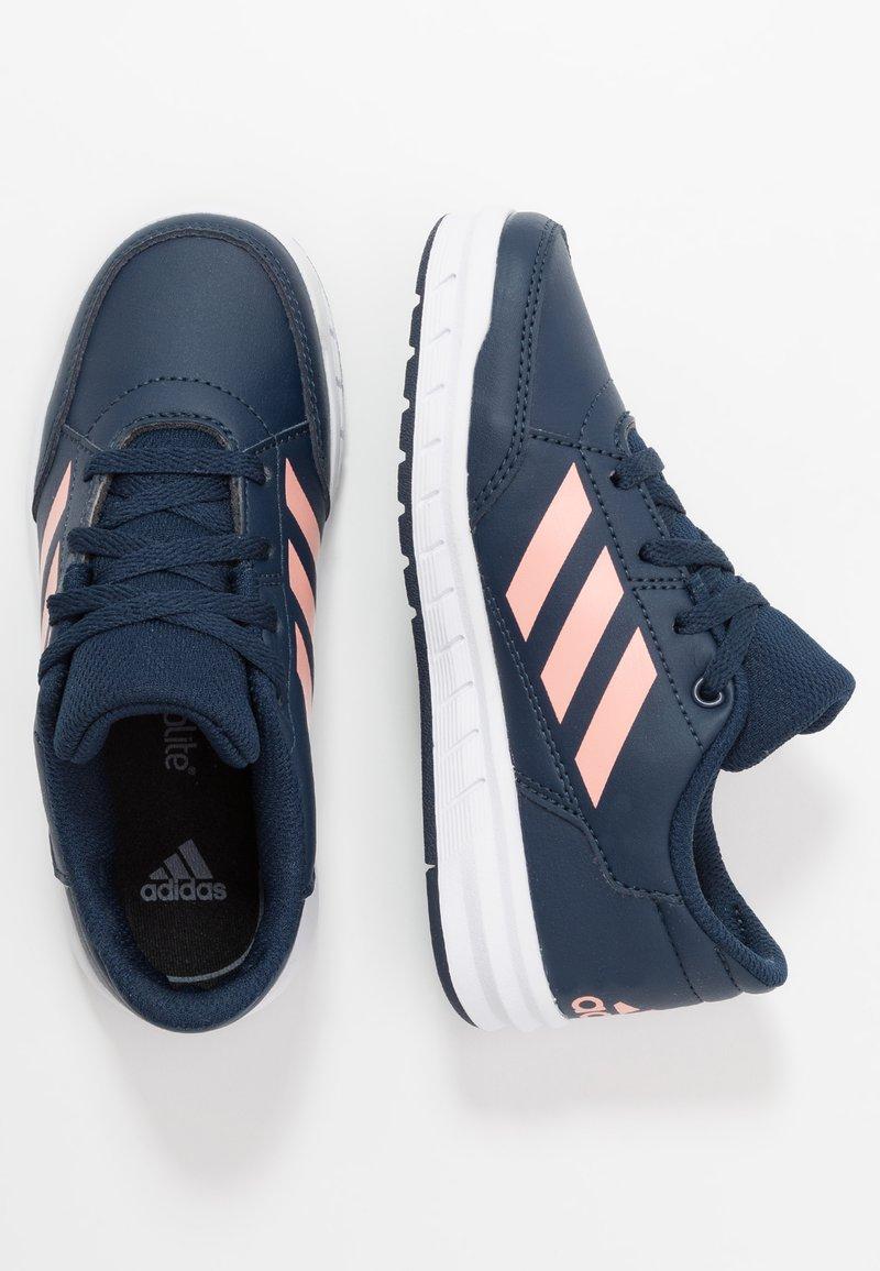 adidas Performance - ALTASPORT - Obuwie treningowe - collegiate navy/glow pink/footwear white