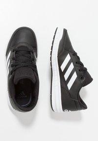 adidas Performance - ALTASPORT - Sports shoes - core black/footwear white - 0