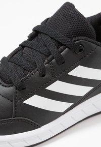 adidas Performance - ALTASPORT - Sports shoes - core black/footwear white - 2