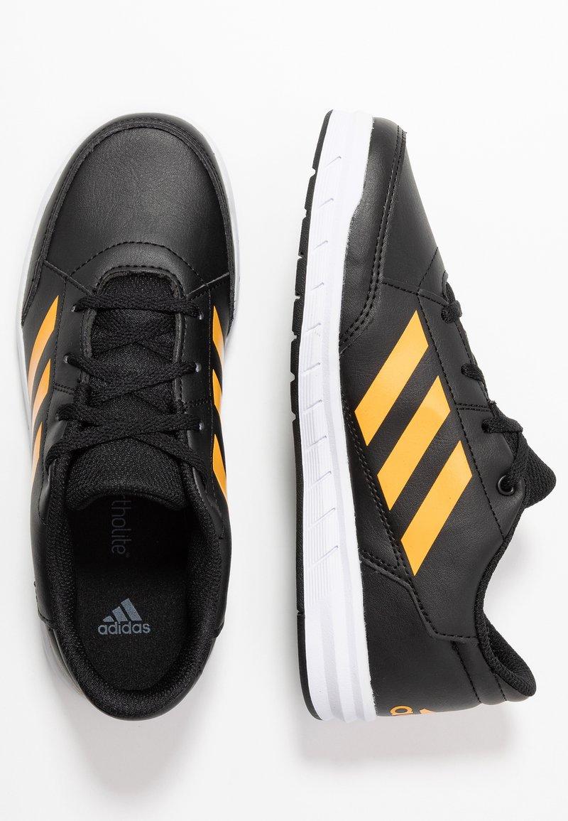 adidas Performance - ALTASPORT - Scarpe da fitness - core black/active gold/footwear white
