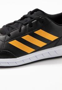 adidas Performance - ALTASPORT - Scarpe da fitness - core black/active gold/footwear white - 2