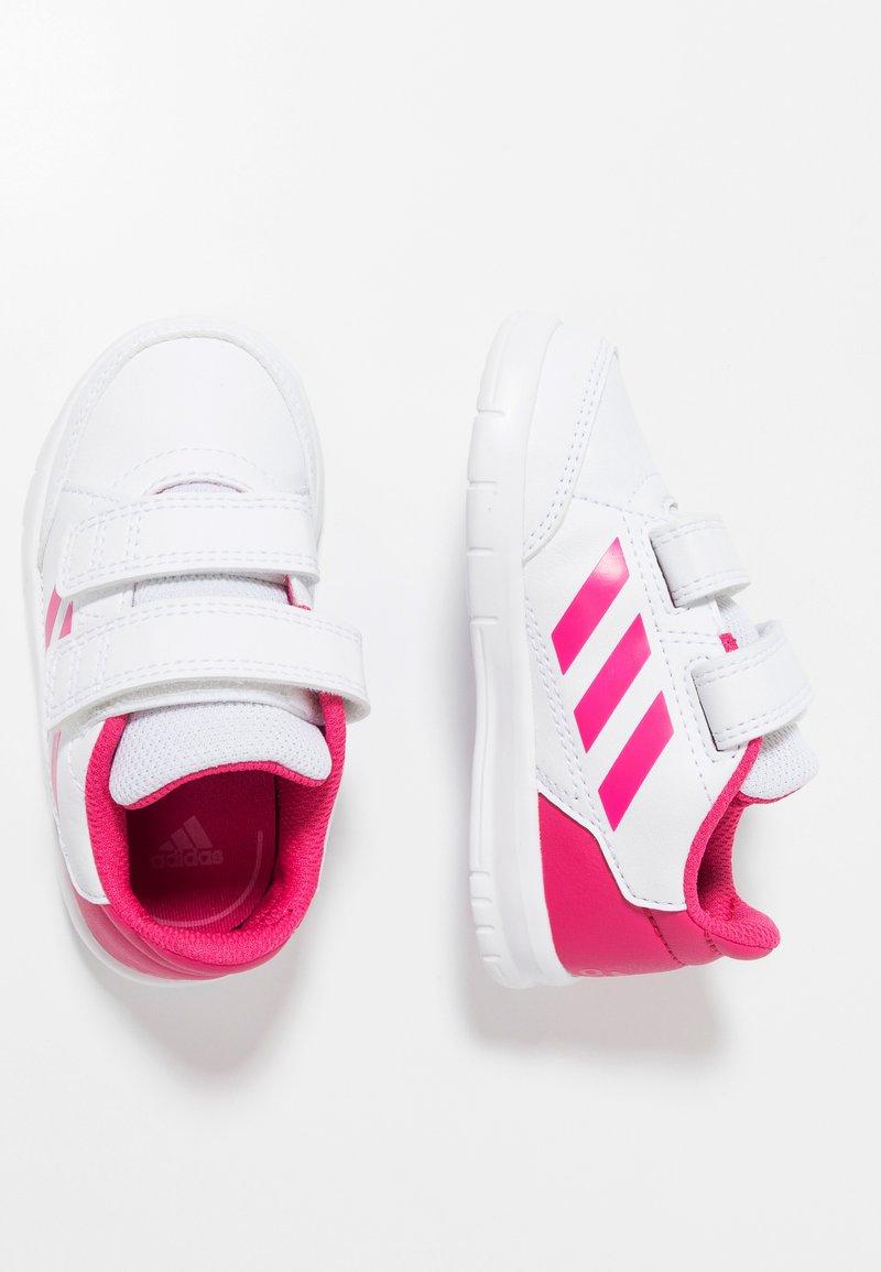 adidas Performance - ALTASPORT CF - Sportschoenen - footwear white/real magenta