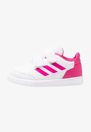 ALTASPORT CF - Sportovní boty - footwear white/real magenta