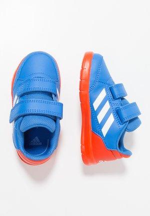 ALTASPORT CF - Scarpe da fitness - true blue/footwear white/active orange