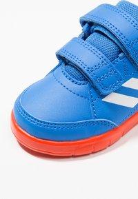 adidas Performance - ALTASPORT CF - Sportschoenen - true blue/footwear white/active orange - 2