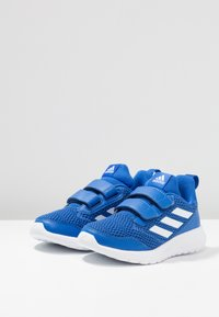 adidas Performance - ALTARUN CF - Neutral running shoes - blue/footwear white - 3