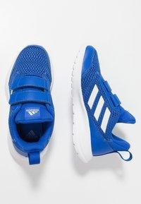 adidas Performance - ALTARUN CF - Neutral running shoes - blue/footwear white - 0