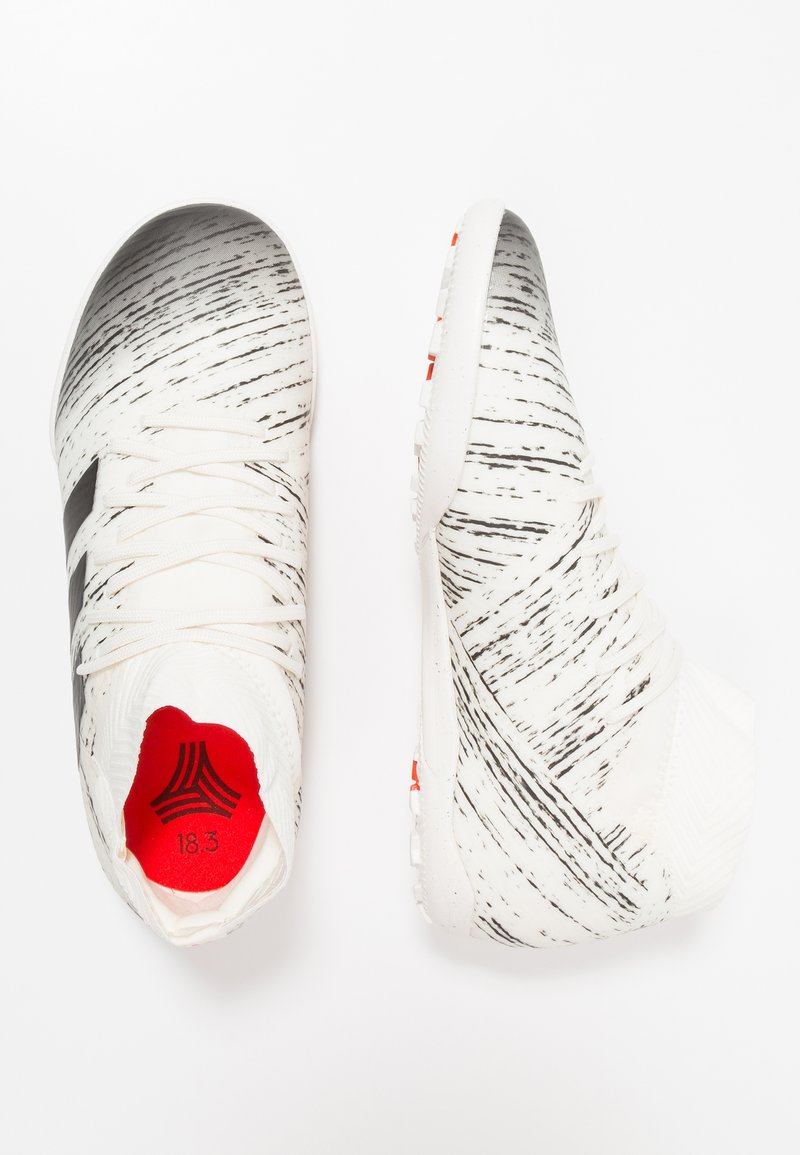 adidas Performance - NEMEZIZ 18.3 TF - Kopačky na umělý trávník - white