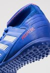 adidas Performance - PREDATOR 19.3 TF - Fußballschuh Multinocken - bold blue/silver metallic/activ red