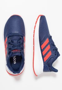 adidas Performance - Scarpe running neutre - dark blue/active red/core black - 0