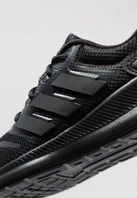 adidas Performance - RUNFALCON - Zapatillas de running neutras - core black - 2