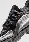adidas Performance - ALPHABOUNCE INSTINCT - Neutrale løbesko - core black/footwear white/grey three