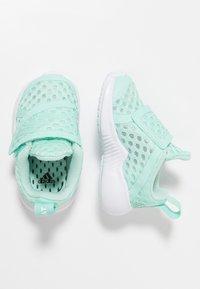 adidas Performance - FORTARUN X - Neutrální běžecké boty - clear mint - 0