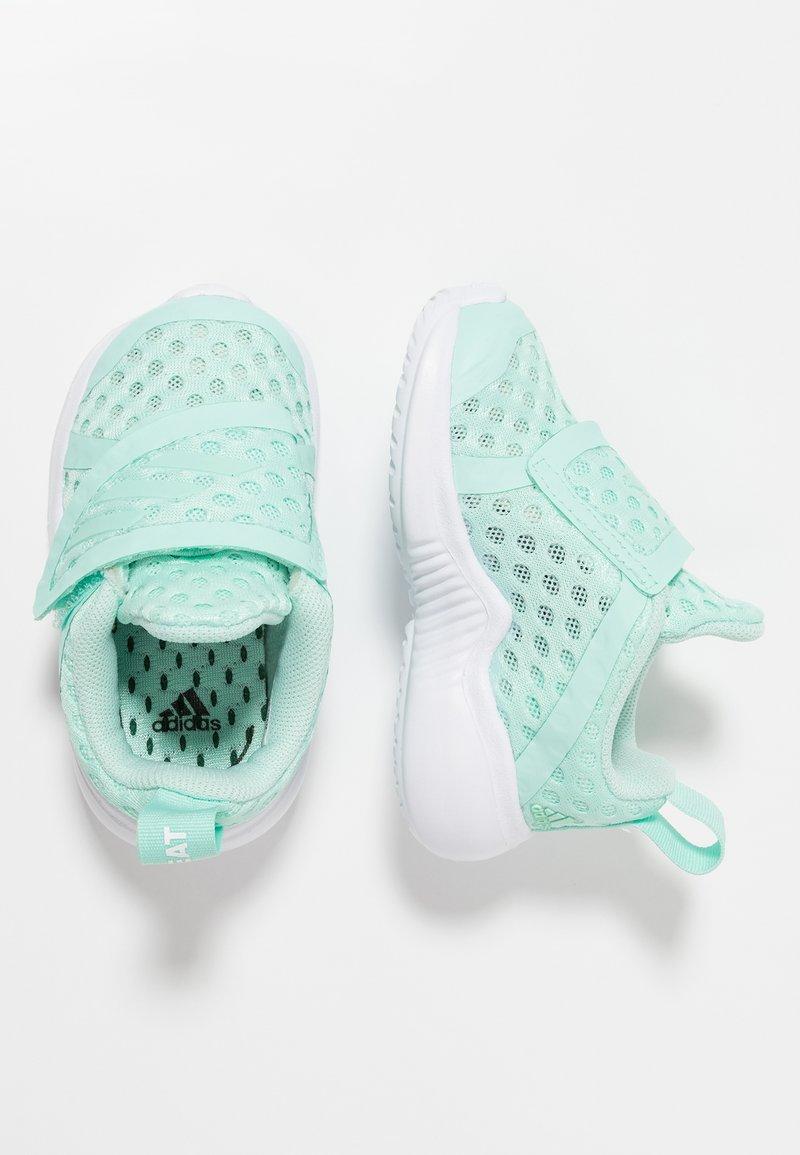 adidas Performance - FORTARUN X - Neutrální běžecké boty - clear mint