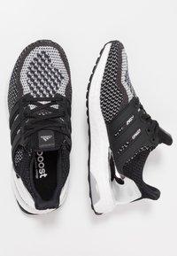 adidas Performance - ULTRABOOST  - Hardloopschoenen neutraal - clear black/silver metallic - 0