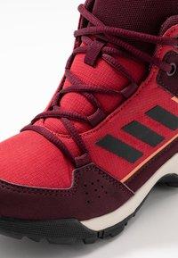 adidas Performance - TERREX  - Hiking shoes - activ margenta/core black - 2