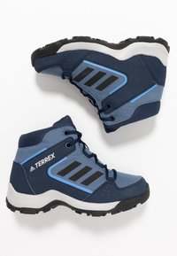 adidas Performance - TERREX  - Chaussures de marche - tech ink/core black/collegiate navy - 0