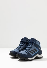 adidas Performance - TERREX  - Chaussures de marche - tech ink/core black/collegiate navy - 3