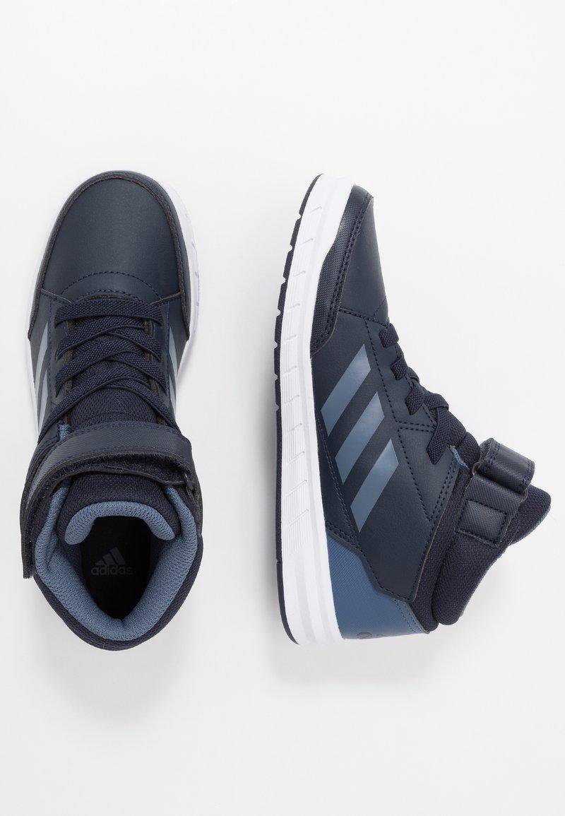 adidas Performance - ALTASPORT MID - Sports shoes - legend ink/tech ink/footwear white