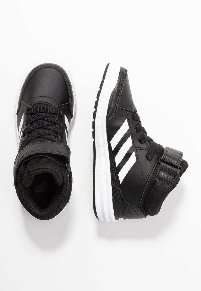 adidas Performance - ALTASPORT MID - Sportschoenen - core black/footwear white