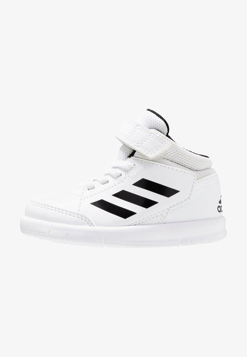 adidas Performance - ALTASPORT MID - Sports shoes - footwear white/core black
