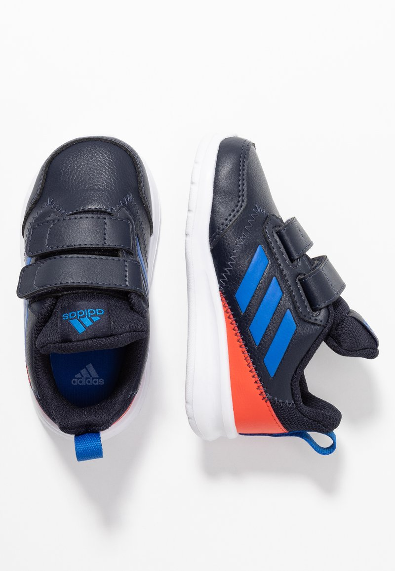 adidas Performance - ALTARUN CF - Laufschuh Neutral - legend ink/blue/active orange