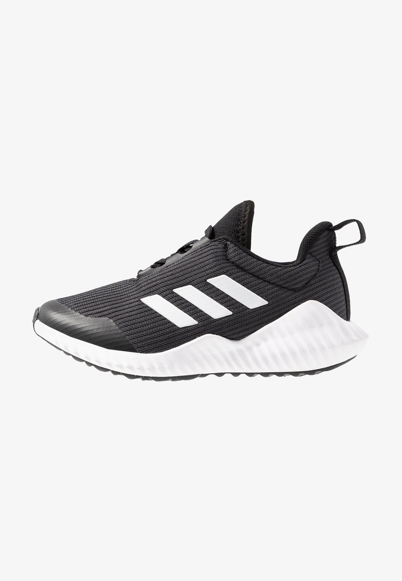 adidas Performance - FORTARUN - Neutral running shoes - grey six/footwear white/core black
