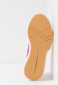 adidas Performance - FORTAGYM - Chaussures d'entraînement et de fitness - real magenta/footwear white/semi coral - 4