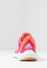 adidas Performance - FORTAGYM - Chaussures d'entraînement et de fitness - real magenta/footwear white/semi coral - 3