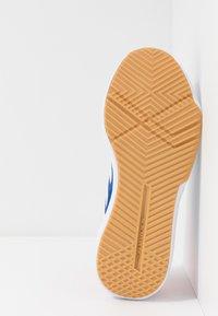 adidas Performance - FORTAGYM - Sportovní boty - clear royal/footwaer white/solar orange - 5