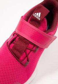 adidas Performance - RAPIDAFLEX  - Chaussures de running neutres - real magenta/glow pink/burgundy - 5