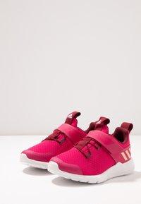 adidas Performance - RAPIDAFLEX  - Chaussures de running neutres - real magenta/glow pink/burgundy - 2