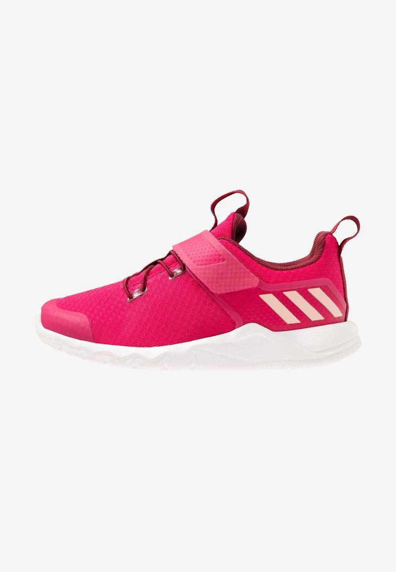 adidas Performance - RAPIDAFLEX  - Neutrale løbesko - real magenta/glow pink/burgundy