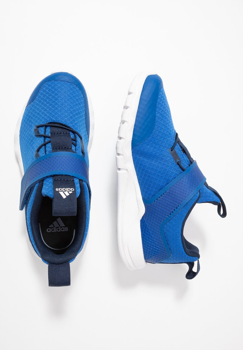 adidas Performance - RAPIDAFLEX  - Neutral running shoes - blue/real blue/collegiate navy