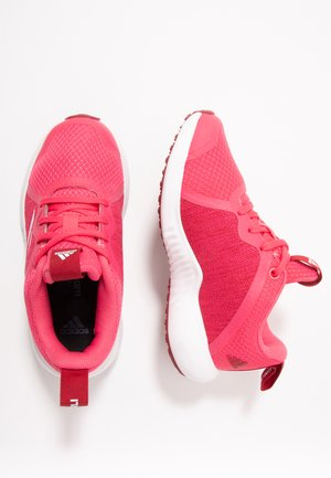 FORTARUN X - Chaussures de running neutres - real pink/footwear white/active maroon