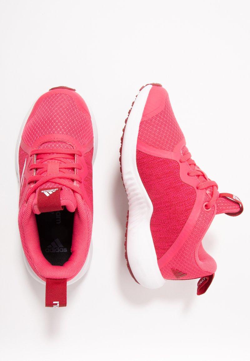 adidas Performance - FORTARUN X - Neutrale løbesko - real pink/footwear white/active maroon