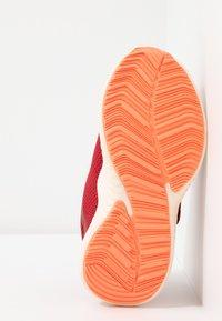 adidas Performance - FORTARUN X CF - Hardloopschoenen neutraal - active maroon/copper metallic - 5