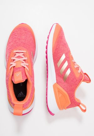 RAPIDARUN X - Chaussures de running neutres - semi coral/copper metallic/real magenta