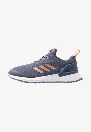 RAPIDARUN X - Neutral running shoes - tech ink/copper metallic/legend ink