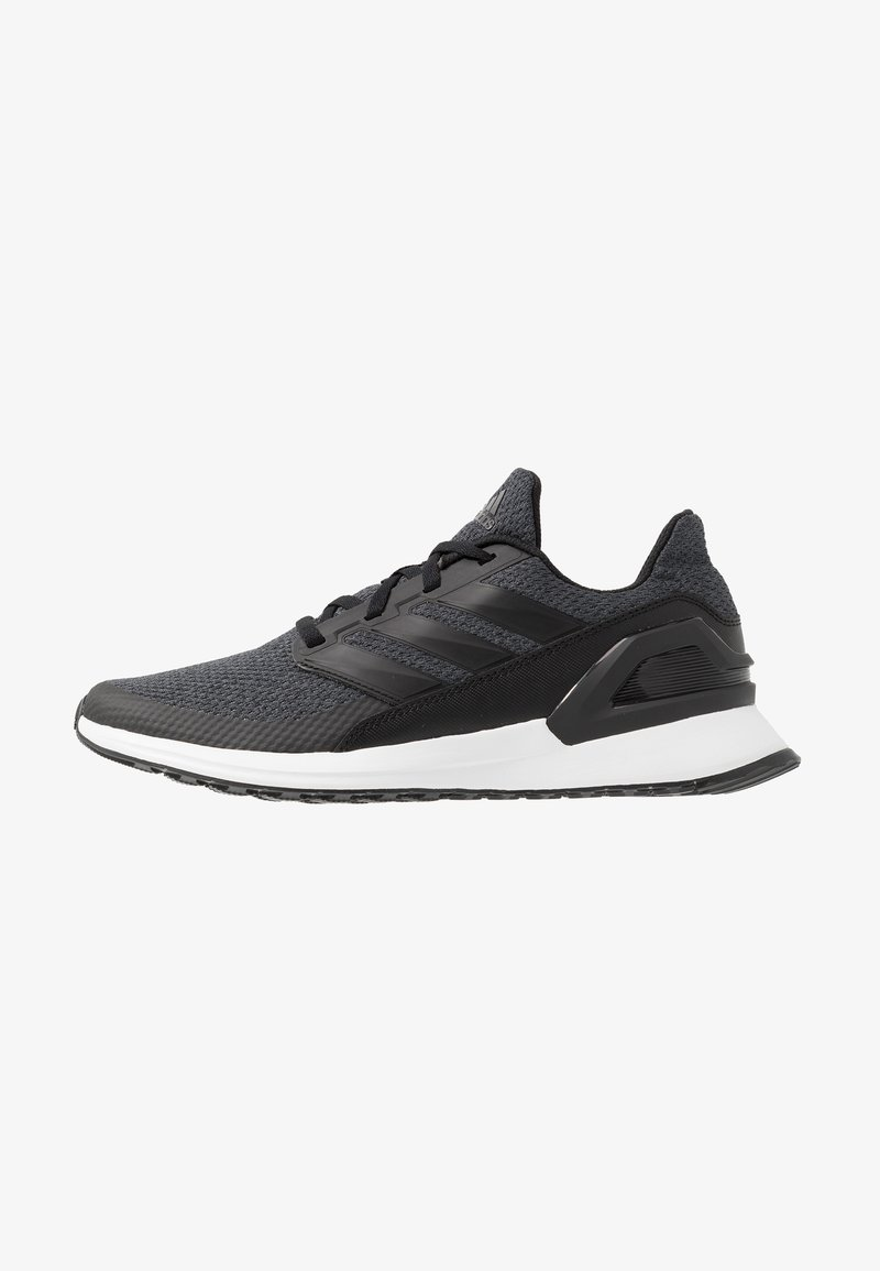 adidas Performance - RAPIDARUN - Hardloopschoenen neutraal - coreblack/carbon/footwear white