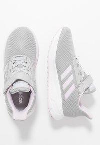 adidas Performance - DURAMO 9 - Scarpe running neutre - grey two/aero pink/footwear white - 1