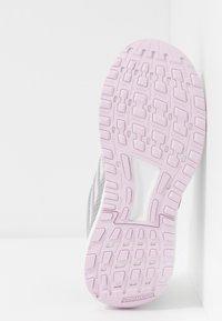 adidas Performance - DURAMO 9 - Scarpe running neutre - grey two/aero pink/footwear white - 4